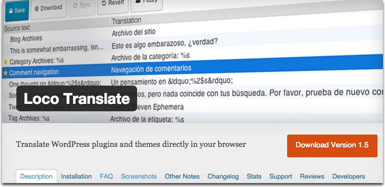 Como traduzir plugins e temas do wordpress